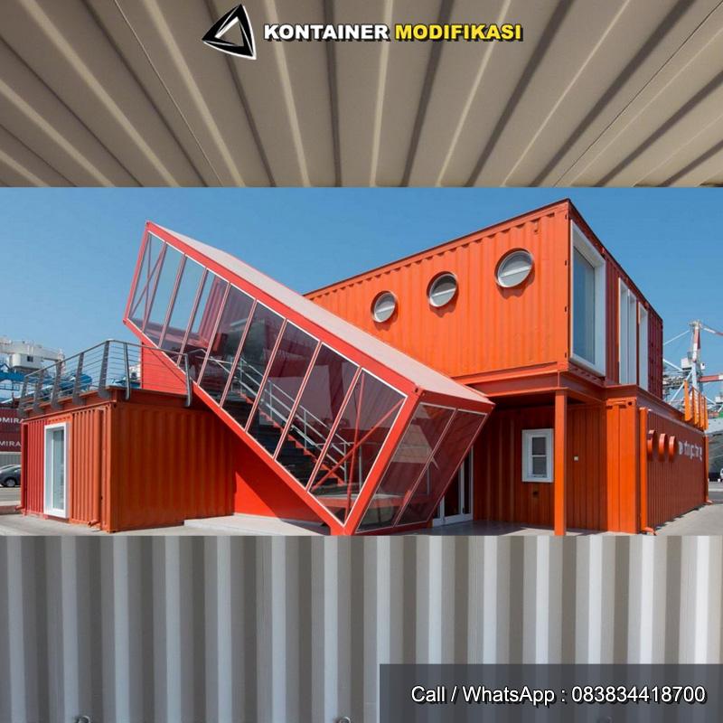 kontainer modifikasi