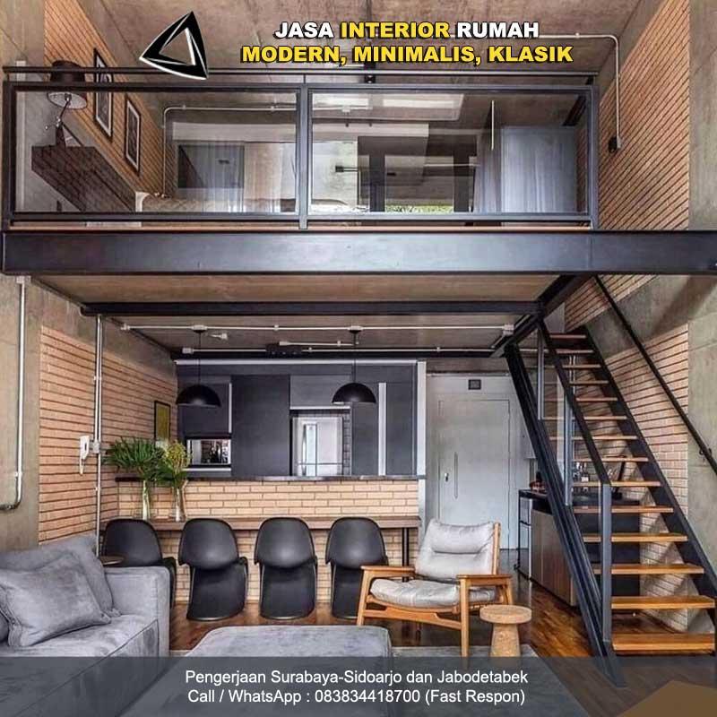 Jasa Interior dan Renovasi Rumah di Krian
