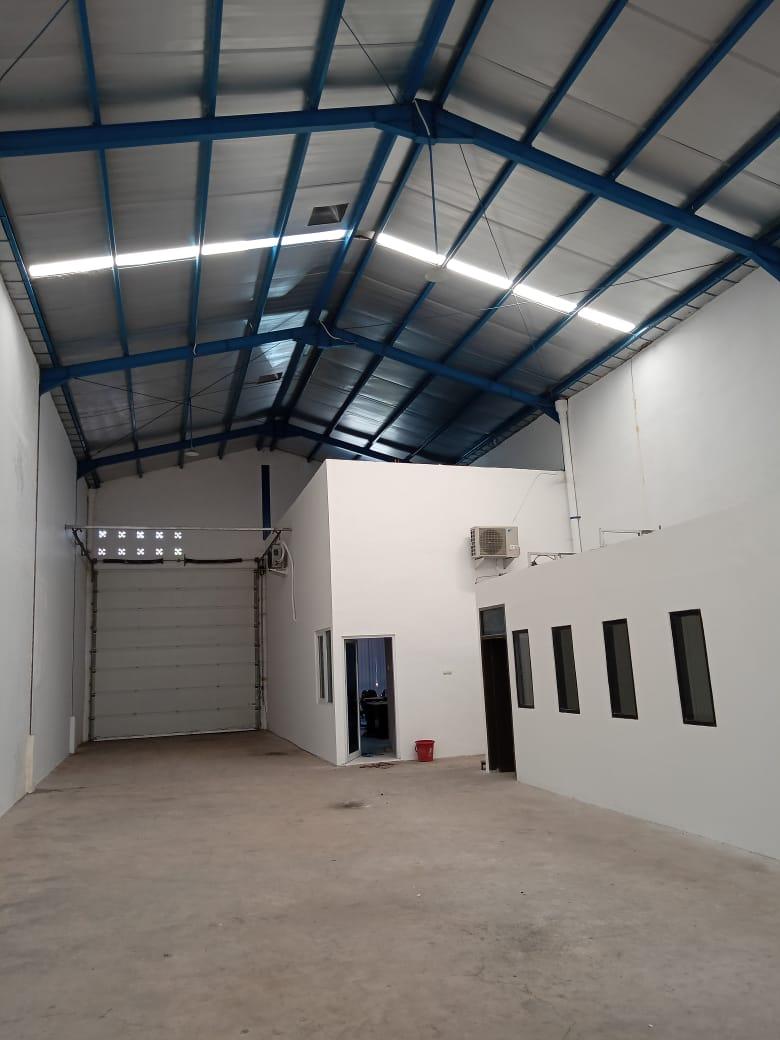 renovasi gudang