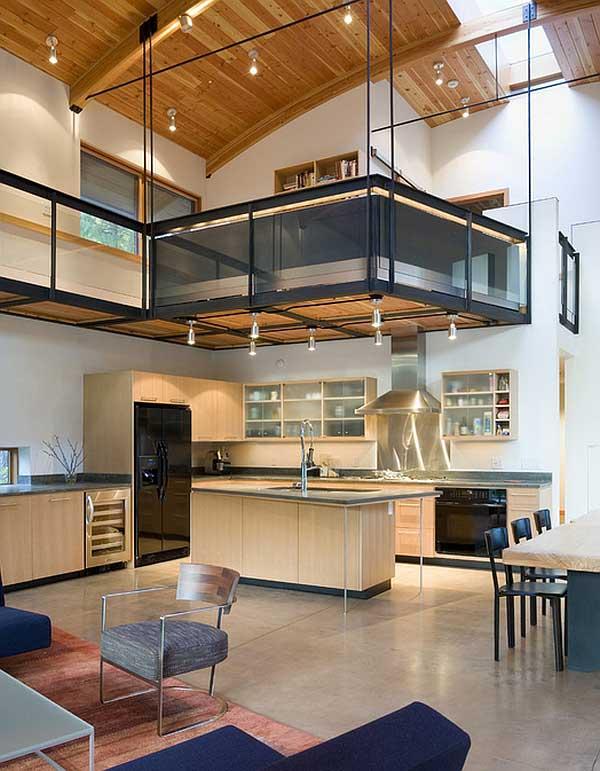 Interior Mezzanin Untuk Rumah Tinggal Bisa Dikonsep Bersama Kami